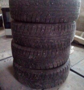 Зимняя резина R 185,65,15