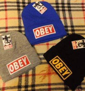 Шапки obey