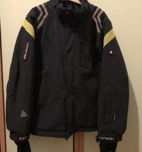 Куртка Icepeak зимняя 128-134