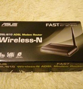 Модем Asus DSL-N10
