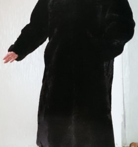 Мутоновая шуба