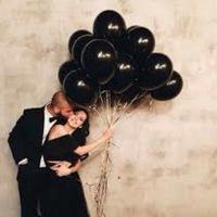 Воздушные шары и праздничные аксессуары