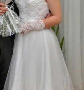Красивое платье,возможна аренда