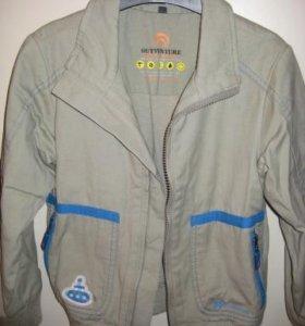 Детская куртка на подкладке Outventure