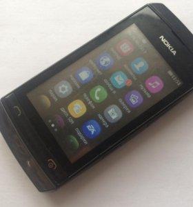 Nokia 305 на 2 сим карты