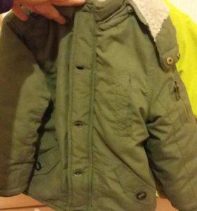 Димесезонняя куртка
