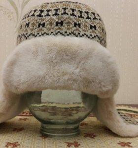 Зимняя шапка (новая)