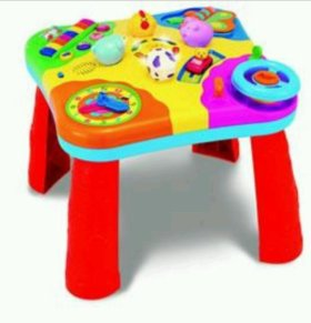 Интерактивный столик kiddieland