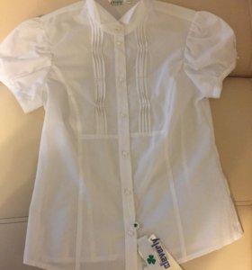 Блузка школьная 44-46