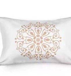 Надувная СПА подушка с наволочкой