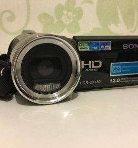 Видеокамера SONY HDR-CX 180