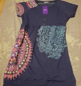 Продаю новое платье для беременных и кормящих мам