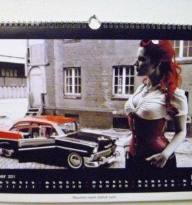 Календарь 2 шт