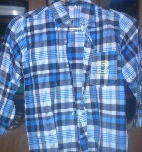 Рубашка 110-120 рост