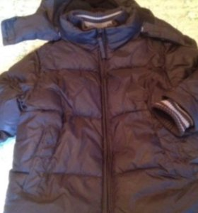 Пуховик-зимняя куртка