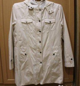 Куртка демисезонная,  р. 48-50
