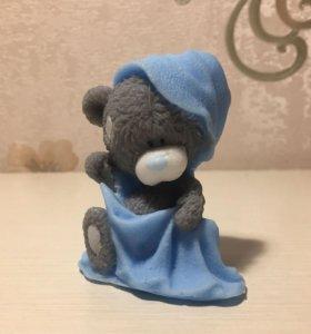 """3d мыло """"Тедди в полотенце"""""""