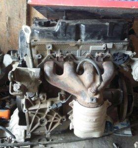 Двигатель на Лансер 9
