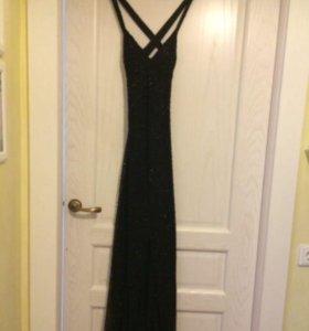Вечернее платье до пола Morgan