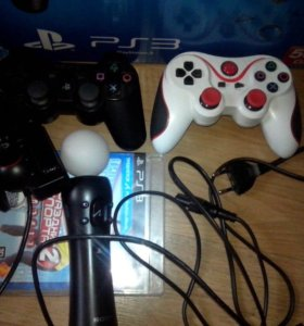Игровая консоль PlayStation 3 Sony CECH-4008C 500G