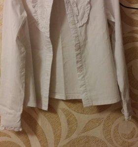 Рубашка и теплая водолазка