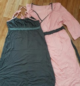 Халат и ночная сорочка