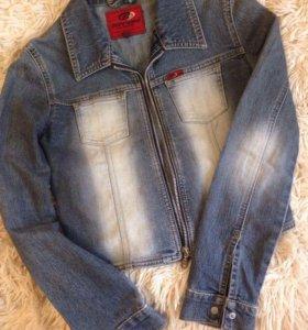 Куртка джинсовая•винтаж