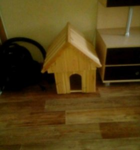Домик,  для маленькой собачки