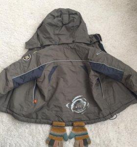 Осенняя куртка icepeak 98 р