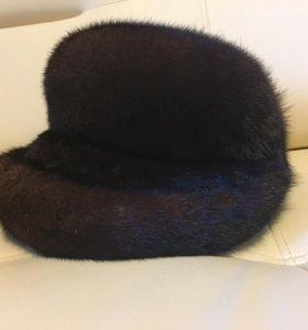 Норковая шляпа