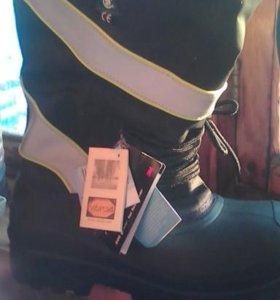 Теплая обувь- баффины