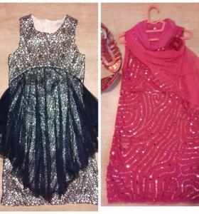 Праздничные платья для девочки