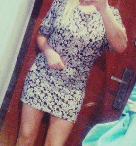 Платье М , L
