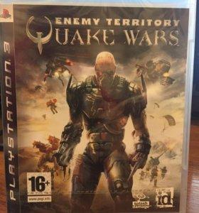 Quake wars (PS3)