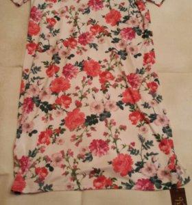 Красивое новое платье 54