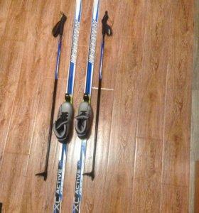 Лыжный помплект