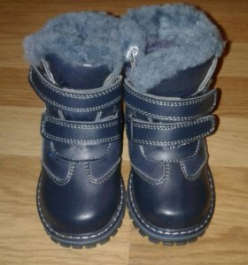 Зимние ботинки р.23 новые