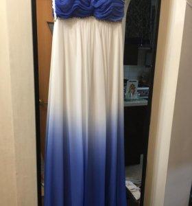 Вечернее платье 48