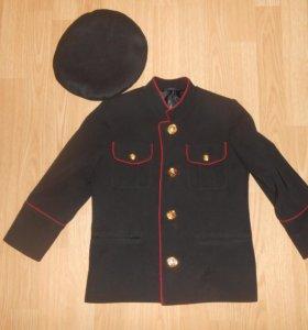 Казачий пиджак на мальчика или девочку
