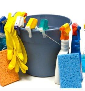 Уборка , клининг, домработница, ремонт