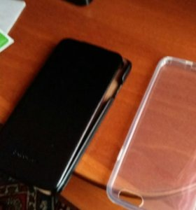 Флп-чехол ,накладка ,защитное стекло на айфон 6s