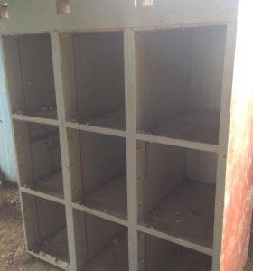 Металический шкаф