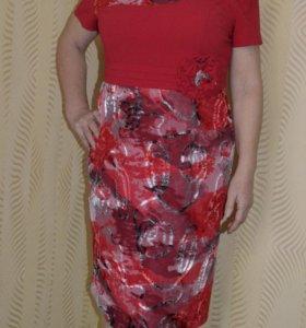 Шикарное платье пр-во Беларусь
