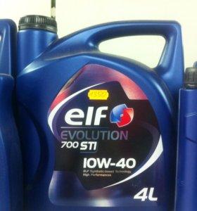 Масло ELF 700 STI 10w-40 (4л)