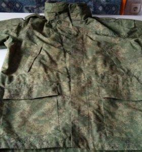 Куртка форменная солдатская