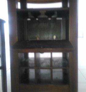 Барная стойка ,2 барный стула