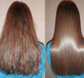 Кератиновое выпрямление волос (Зеленогорск)