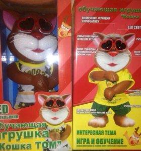 Интерактивный кот новый игрушка