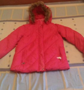 Новая зимняя куртка outventure