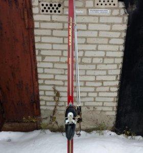Советские лыжи
